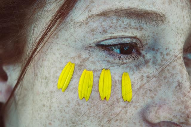 Naturalny krem z filtrem do twarzy