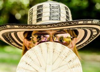 czapka na lato